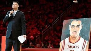 Yao Ming'in forması emekliye ayrıldı - Spor Haberleri