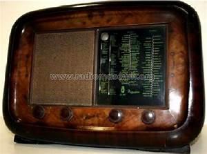 Sv59 Radio Magnadyne Radio  Torino  Build 1940 U2013