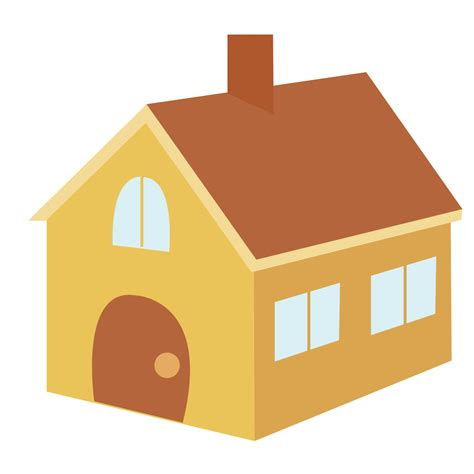 House Drawing Cartoon - Cartoon house model png download ...