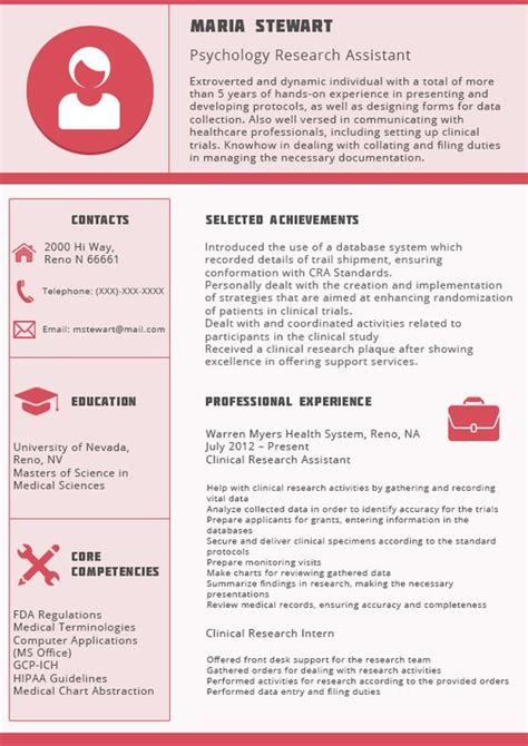 free resume builder for high school students template