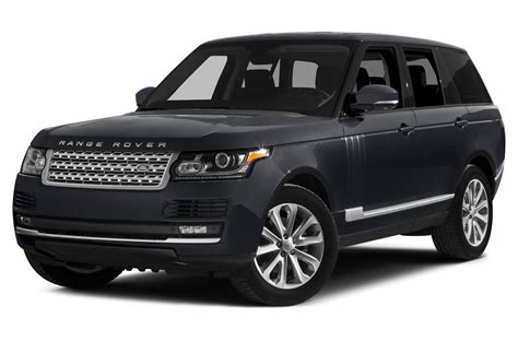 2019 Land Rover Supercharged Range Rover