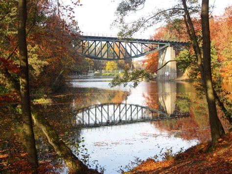 Most kolejowy w Rutkach koło Żukowa, ciekawe miejsca na ...