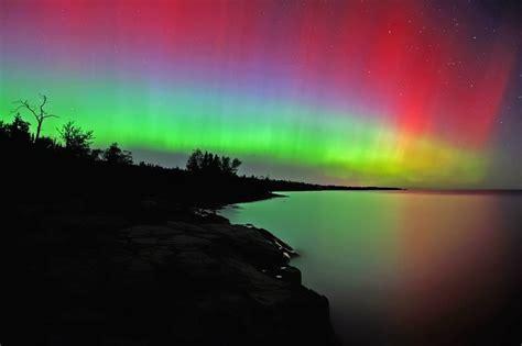 Northern Lights Minnesota by Northern Lights Duluth Minnesota