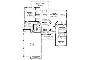 craftsman style floor plans ranch house plans bakersfield 10 582 associated designs