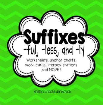suffix pack ful   ly  kristen brooks