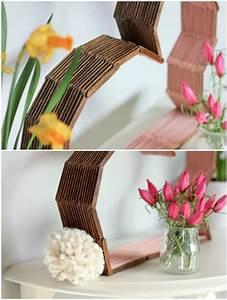 Aus Holz Basteln : moderne osterdeko basteln mit osterhase motiv 22 ideen ~ Lizthompson.info Haus und Dekorationen