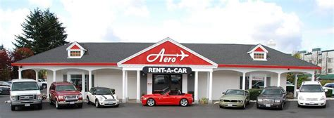 Car Rental Washington Ny seattle aero rent a car rentals bellevue redmond washington