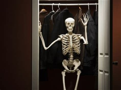 Skeletons In My Closet by Socalmulligan808 Political Skeletons In My Closet