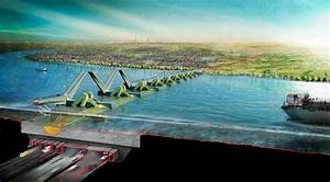 Foster   Partners Submit Thames Proposal To Airport Commission