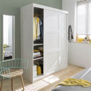 Armoire Pas Cher Porte Coulissante by Armoire Pas Cher Castorama Armoire 2 Portes Coulissantes