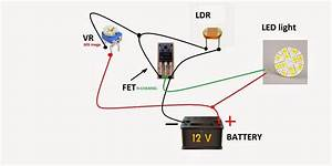 How To Wire A Day Night Switch Diagram Agnitum Me