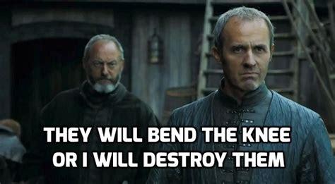 Stannis Baratheon Memes - lo que donald trump podr 237 a aprender de game of thrones