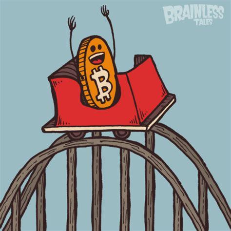 Roller Coaster Meme - bitcoin roller coaster gif meme by brainless tales brainlesstales bitcoin art pinterest