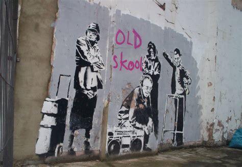 Banksy Street Art London