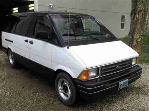 where to buy car manuals 1994 ford aerostar parental controls find used 1991 ford aerostar rare mint only 72k miles manual trans will trade in evanston