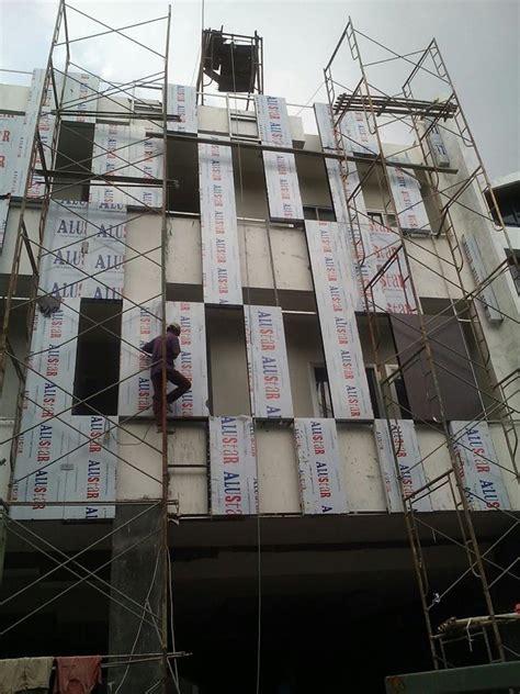 mengenal alumunium composite panel acp plafon gypsum