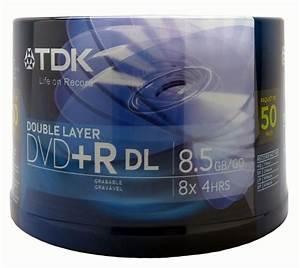 Double Layer Dvd : tdk branded dual layer dvd r ~ Kayakingforconservation.com Haus und Dekorationen