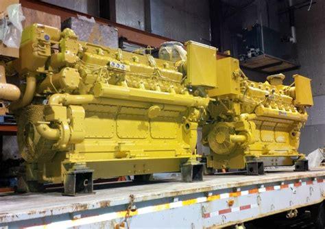 caterpillar cat   marine engines