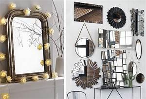 Miroir Deco Salon : deco maison miroir meuble et d co ~ Melissatoandfro.com Idées de Décoration