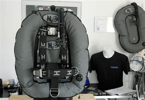 Halcyon Dive Gear by Halcyon Project Baseline Wing Tec Divesysteme