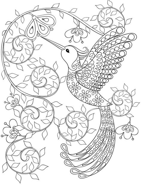 printable adult coloring book pages  adult