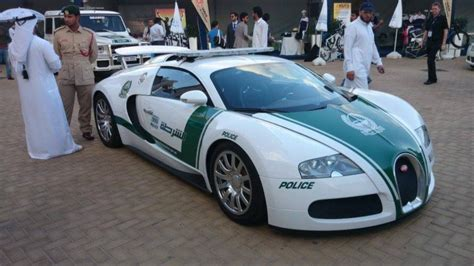 Dubai Breaks Guinness Record For World's Fastest Police