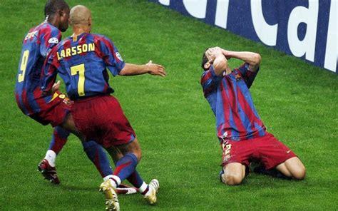 Barcelona-Arsenal 2006, arsenal, bajnokok, barcelona - Videa