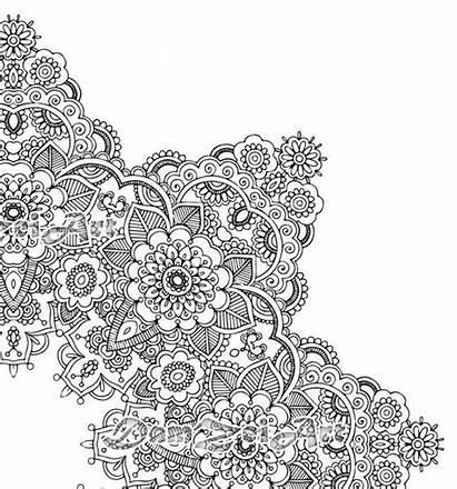 Blank Pdf Mandala Coloring Pages Printable Designs