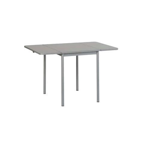 table de conversion cuisine table d 39 appoint en stratifié 80 x 60 cm tkp68 4 pieds
