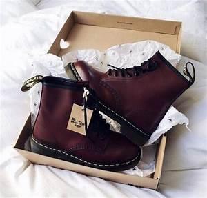 Ankle Boots Zum Kleid : maroon ankle boots docmartens docs dr marten 39 s shoes pinterest schuhe tolle schuhe ~ Frokenaadalensverden.com Haus und Dekorationen