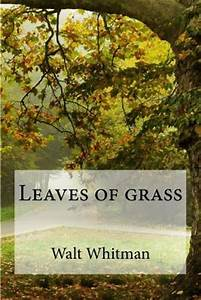 Leaves of Grass (Paperback) | A Room Of One's Own Books ...