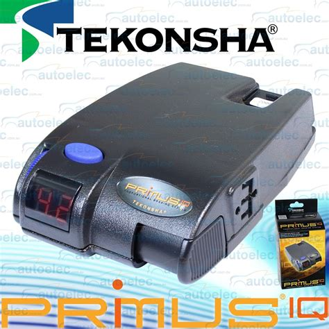 Boat Trailer Electric Brakes by Electric Brake Controller Tekonsha Primus Iq 2015 Model