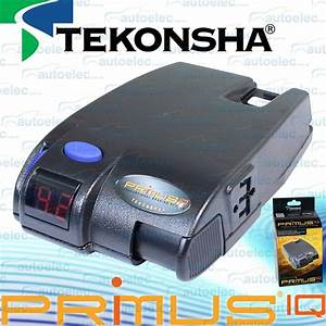Electric Brake Controller Tekonsha Primus Iq 2015 Model