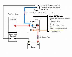14 Pin Relay Wiring Diagram