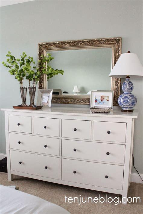 Bedroom Dressers Ikea by Master Bedroom Dresser Vignette Home Inspiration