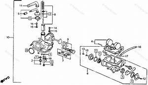 Wiring Diagram  33 Honda Trail 90 Carburetor Diagram
