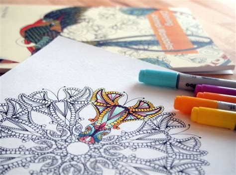 adult coloring books are the new stress busters video