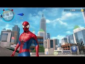 The Amazing Spider-Man 2, gameplay su Android - YouTube