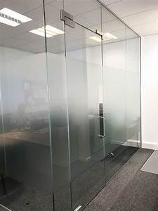 Glass, Partitions, At, Allgas1, Ltd, Rotherham, South, Yorkshire, Glazed, Corner, Office, With