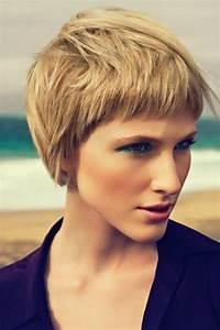 Dünne Haare Dicker Machen : kurze frisuren f r dicke haare blonde pixie haircut frisuren dickere haare haarschnitt ~ Yasmunasinghe.com Haus und Dekorationen