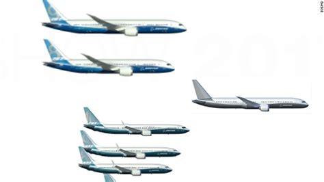 Boeing 797: Paris Air Show gets glimpse of new airliner