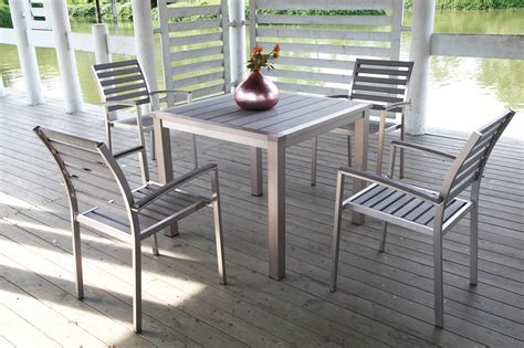 table et chaise de jardin en aluminium best mobilier de jardin moderne photos awesome interior