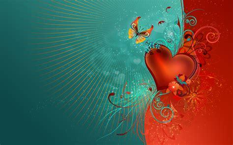 Love Heart Hdtv 1080p Wallpapers
