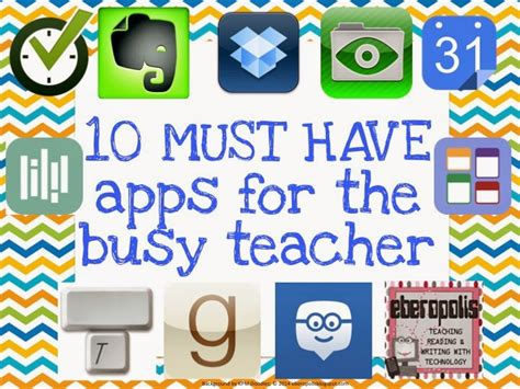 Eberopolis Teaching Reading And Writing With Technology 10 Musthave Tools For The Busy Teacher