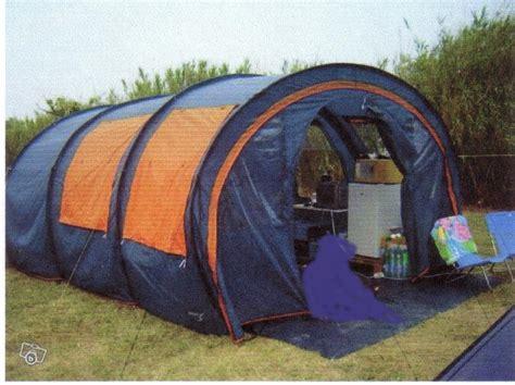 troc echange toile de tente tunnel 6 places sur troc