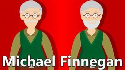 Michael Finnegan English Nursery Rhymes Rhyme Lyrics