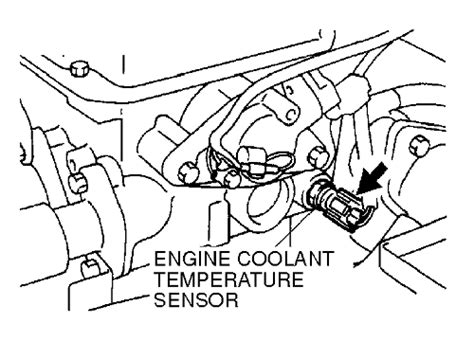 repair guides component locations engine coolant