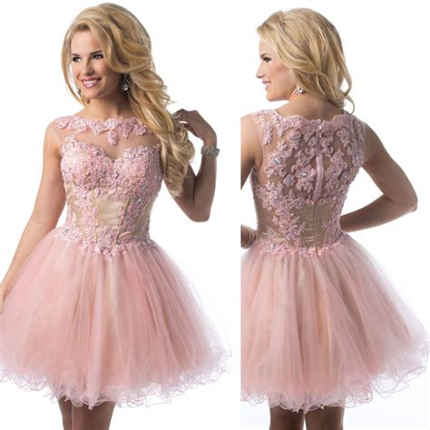 jcpenney light pink dress on sale promotion cheap sleeveless beaded lace tulle