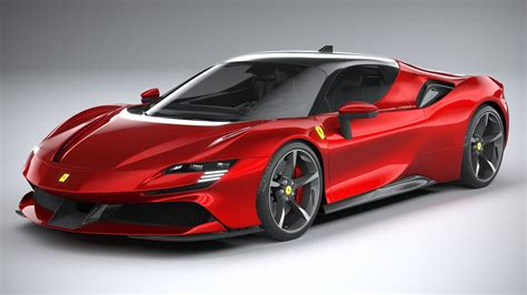 The car shares its name with the sf90 formula one car with sf90 standing for the 90th anniversary of the scuderia ferrari racing team and. Ferrari SF90 Stradale 2021