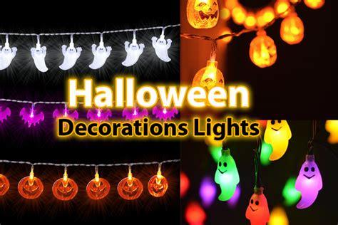 cheap  budget halloween decorations lights